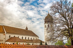 Monastery Chirch in Women s island, Germany Royalty Free Stock Images
