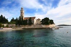 Monastery church royalty free stock photos