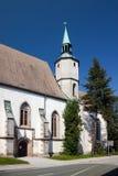 Monastery Church Oschatz Royalty Free Stock Photography