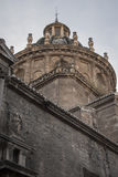MONASTERY AND CHURCH OF SAN JERÓNIMO Stock Images