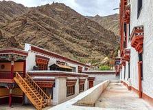 Monastery courtyard Stock Photography