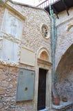 Monastery crete Stock Image