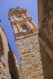 Monastery of the Cross Bell Tower.Jerusalem. Monastery of the Cross  Bell Tower ,The Monastery of the Cross is an Orthodox monastery in Jerusalem and located in Stock Image