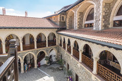 Monastery in Cyprus Royalty Free Stock Images