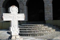 Monastery Dajbabe02. Orthodox monastery Dajbabe in montenegro Stock Images
