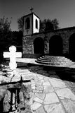 Monastery Dajbabe06. Orthodox monastery Dajbabe in montenegro Royalty Free Stock Images