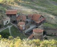 Monastery David Gareji in southern Georgia. Stock Photography