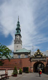 Monastery de Czestochowa Imagens de Stock Royalty Free