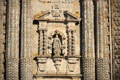 Monastery detail Royalty Free Stock Photos