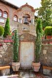 Monastery DI VARLAAM Royalty Free Stock Image