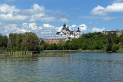 Monastery of Discalced Carmelites in Berdychiv Royalty Free Stock Image