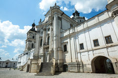 Monastery of Discalced Carmelites in Berdychiv, Ukraine Stock Photos