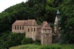 Monastery Dusenbach,  Ribeauville, Alsace, France Stock Image