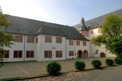Monastery Eberbach Stock Photography
