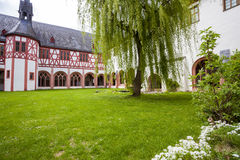 Monastery Eberbach in Eltville am Rhein im  Rheingau  Germany Stock Photos