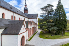 Monastery Eberbach in Eltville am Rhein im  Rheingau  Germany Royalty Free Stock Photography