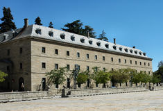 Monastery of El Escorial Stock Photos