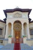 Monastery Entrance. Orthodox Monastery Entrance In Bucharest Stock Photography