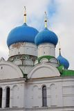 Monastery of the Epiphany in Uglich, Russia. Royalty Free Stock Photography