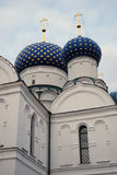 Monastery of the Epiphany in Uglich, Russia. Stock Photo