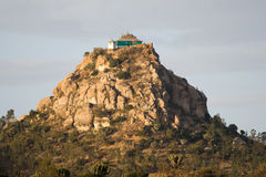 Monastery in Ethiopian Highlands. Stock Photos