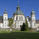 Monastery Ettal Royalty Free Stock Images
