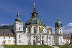Monastery Ettal Royalty Free Stock Photo