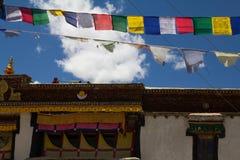 Monastery festival royalty free stock photography