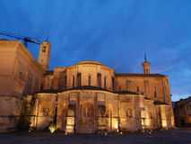 Monastery of Fitero Royalty Free Stock Photos
