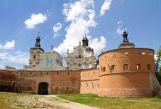 Monastery - Fortress of Carmelites, Berdychiv Stock Photography