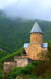 Monastery fortress Royalty Free Stock Photo