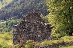 Monastery Glendalough in Ireland Stock Photo