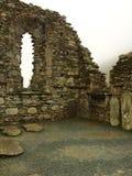Monastery at Glendalough, Ireland Royalty Free Stock Photo