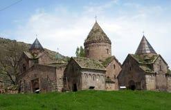 Monastery Goshavank, Armenia Stock Image