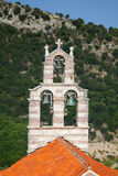 The monastery Gradiste, Montenegro Royalty Free Stock Photo