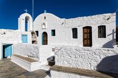 Monastery in Greece Royalty Free Stock Photo