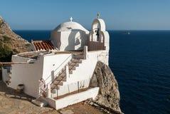 Monastery in Greece Stock Photography