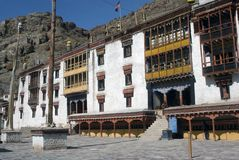 Monastery, Hemis, Ladakh, India Stock Photo