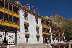 Monastery, Hemis, Ladakh, India Stock Image