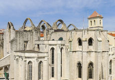 Monastery of the Hieronymites in Lisbon Royalty Free Stock Images