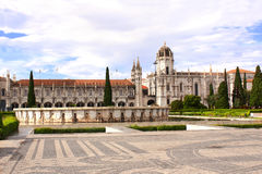 Monastery of the Hieronymites, Lisbon, Portugal Stock Photography