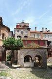 Monastery Hilandar Stock Photo