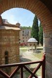 Monastery Hilandar Royalty Free Stock Image