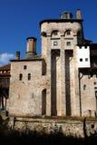 Monastery Hilandar, Holy Mount Athos Stock Photography