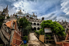 Monastery of the Holy Eucharist Royalty Free Stock Image