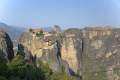 Monastery of the Holy Trinity, Meteora Royalty Free Stock Photography