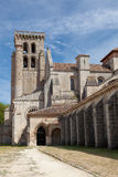 Monastery of Huelgas Royalty Free Stock Photography