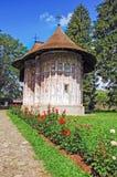 The Monastery Humor. From Moldavia, Romania stock photos