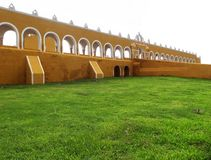 Monastery of Izamal Royalty Free Stock Photos