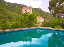Monastery Jeronimo Nuestra senyora Murta Alzira Royalty Free Stock Image